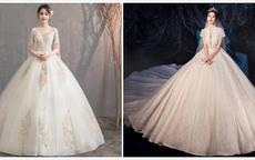 婚紗拖尾好還是齊地好嗎