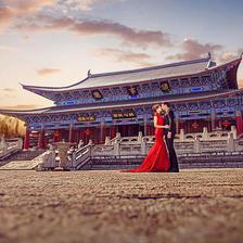 丽江婚纱照外景推荐 绝不可错过的四大目的地