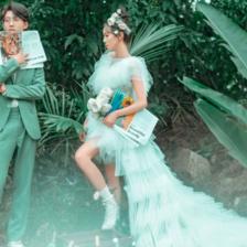 桂林婚纱照一般多少钱