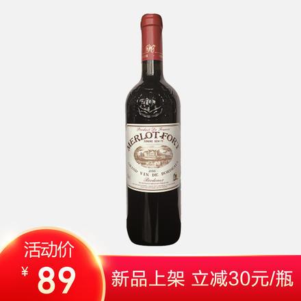 美乐斯堡诗歌堡干红葡萄酒