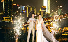 重庆口碑比较好的婚纱摄影
