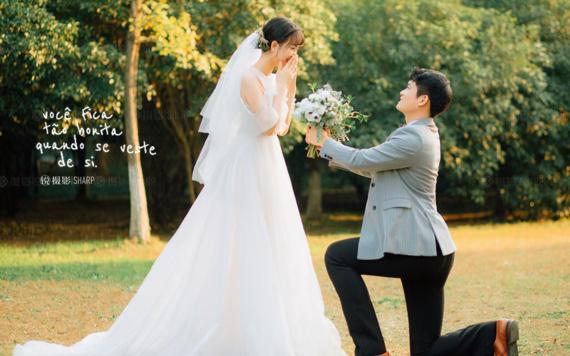 婚紗照28個姿勢 拍婚紗照pose姿勢大全