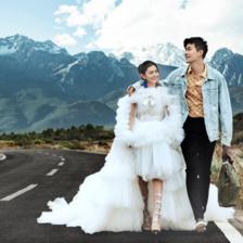 玉龙雪山拍婚纱照多少钱