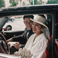 2021年婚纱照十大风格主题