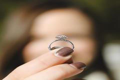 女生求婚戒指戴哪只手
