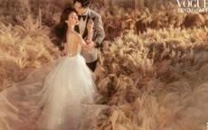 秋天适合拍的婚纱照风格推荐