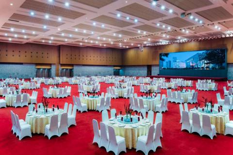 南京国际博览中心酒店