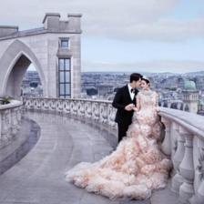 杭州宫廷风婚纱摄影哪家好