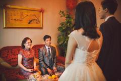 父母通知结婚群发短信范文