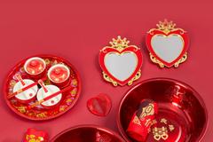 中式婚礼特点