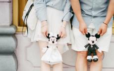迪士尼可以拍婚纱照吗