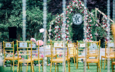 上海草坪婚礼价格一览表 上海办草地婚礼价格