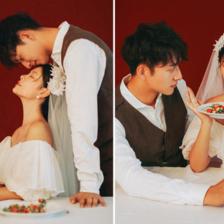 上海婚纱摄影哪家口碑好