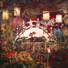 上海中式婚礼公司哪家好(附现场效果图)