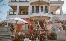 青岛户外婚礼场地及价格