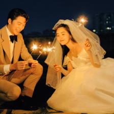 武汉夜景婚纱照去哪拍 武汉最适合拍夜景的地方