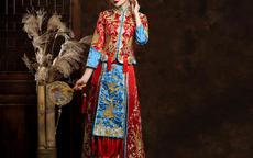 秀禾服和龙凤褂的顺序 秀禾和龙凤褂分别什么时候穿