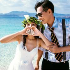 大连哪家婚纱摄影便宜又好