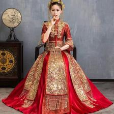 结婚穿秀禾服还是婚纱