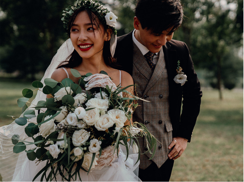 深圳口碑较好的婚纱摄影