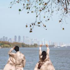 武汉拍婚纱照外景哪里好看
