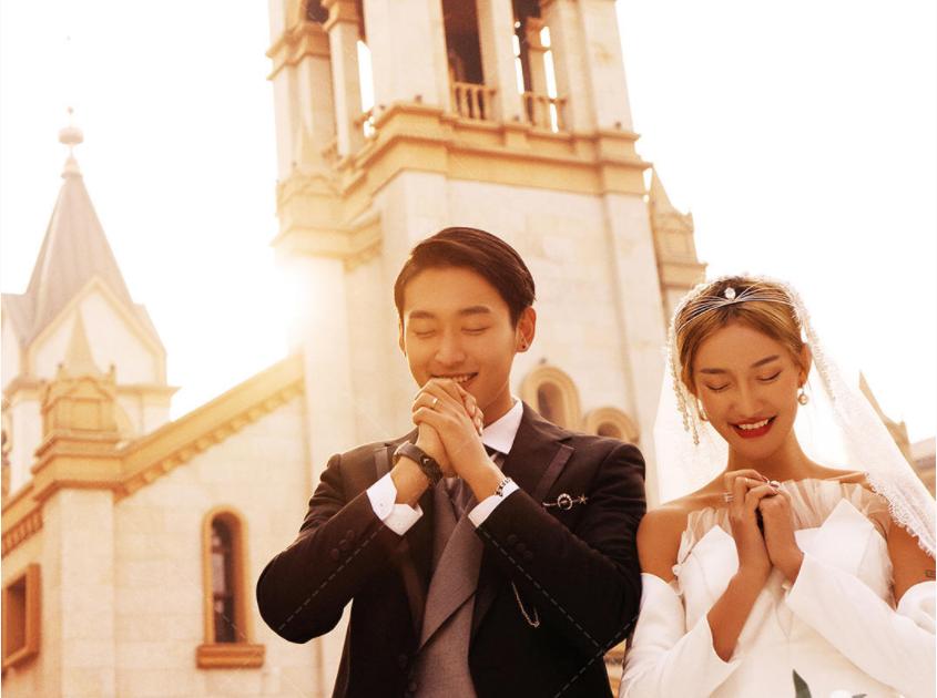 深圳海边拍婚纱照哪里好