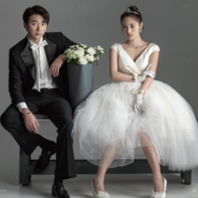 拍婚纱照具体的步骤和流程安排
