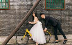 北京胡同婚纱照去哪拍 盘点七大老北京风格外景