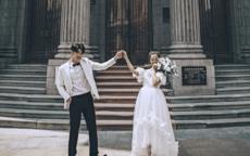 天津婚纱摄影几月拍好