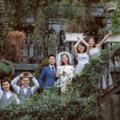 后花园的朋友聚会|分享我的主题婚礼🐾
