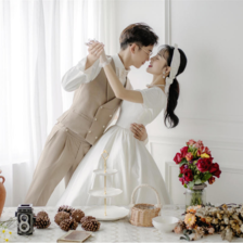 影楼拍结婚证照片贵吗