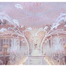 2021花嫁丽舍办婚礼多少钱