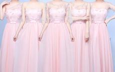 新娘穿秀禾服伴娘穿什么合适 伴娘秀禾服图片