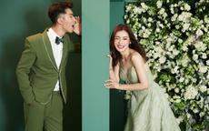 绿色婚纱寓意是什么 结婚穿什么颜色的婚纱