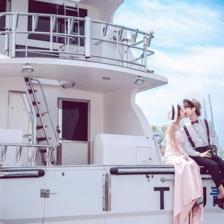 青岛游艇婚纱照价位是多少