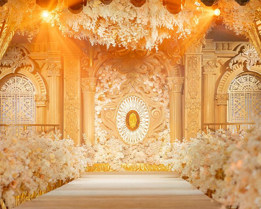 诺源婚礼主题酒店