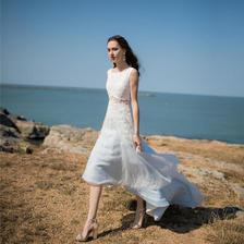 前短后长婚纱小个子新娘不可错过的选择