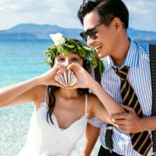 不同季节最适合拍的婚纱照风格 你get到了吗