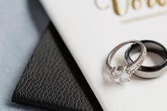 求婚成功戒指怎么戴