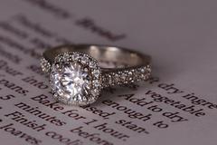 求婚戒指戴在哪一个手指上