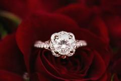 求婚戒指戴女生哪只手