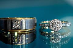求婚后戒指一直戴着到结婚吗