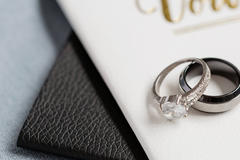 求婚和结婚用什么戒指
