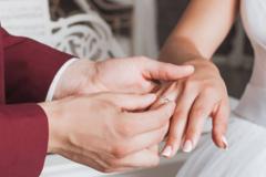 求婚戒指戴中指还是无名指