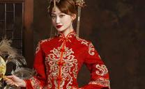 新中式秀禾造型特点