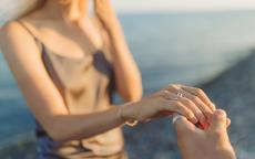 订婚仪式男方求婚怎么说