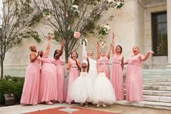 婚礼花童必须是一男一女吗