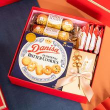中式喜礼礼盒成品含糖伴手礼