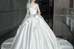婚纱的起源和历史