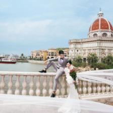 2021杭州拍婚纱照多少钱